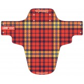 Plaid to the Bone 2 mudguard
