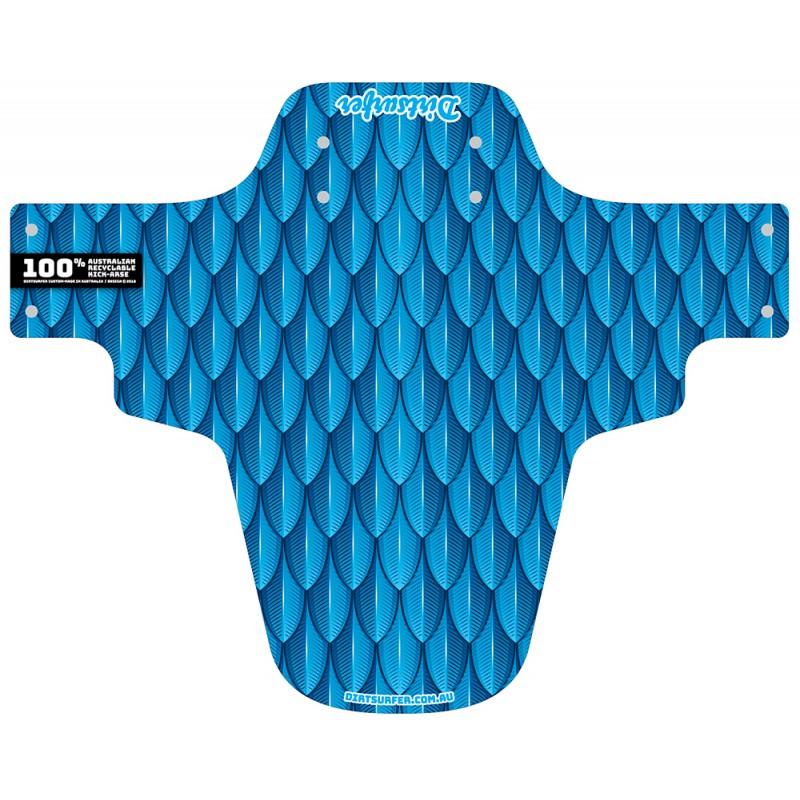 Scales Blue mudguard