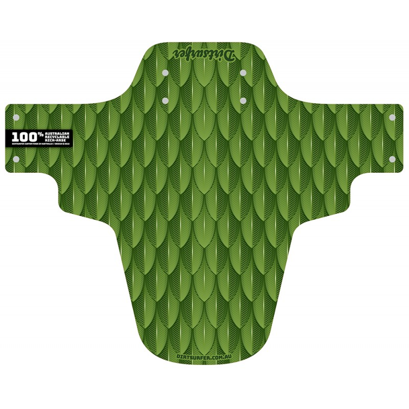 Scales Green mudguard