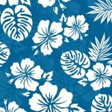 Blue Hawaii mudguard