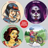 Beer Coasters GIFT PACK (4)