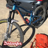 The Viking mudguard
