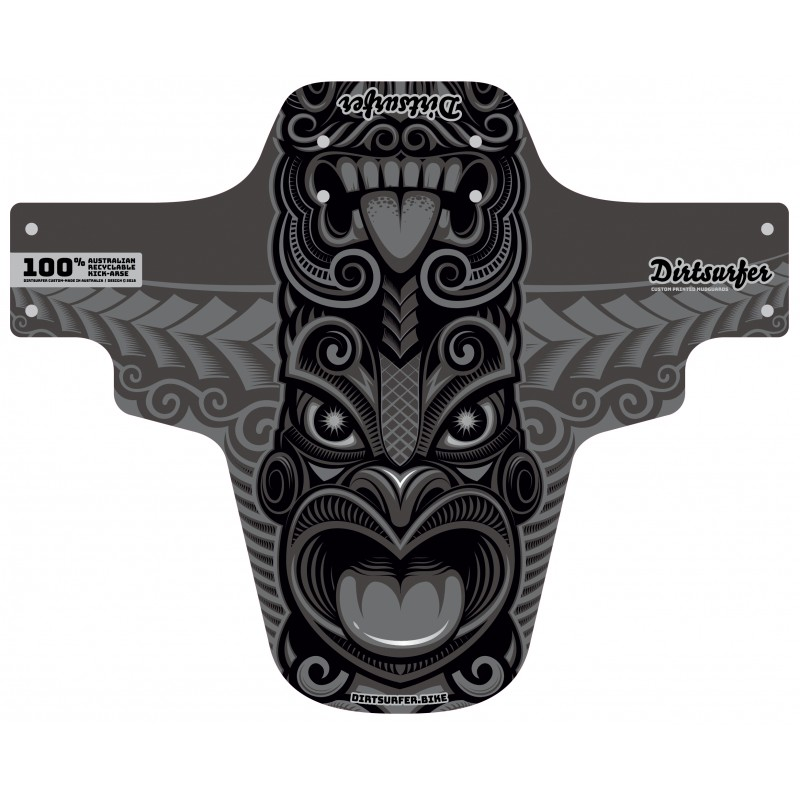 The Tiki Mudguard